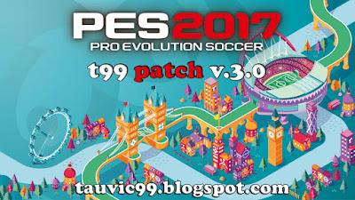 PES 2017 t99 patch 2019 Season 2019/2020