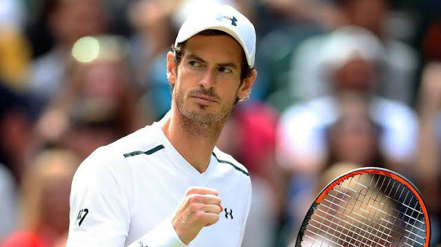 Richest Tennis Players - Andy Murray