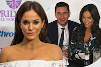 """VICKY PATTISON POSTPONES WEDDING TO FIANCÉ JOHN NOBLE FOR A """"YEAR OR TWO"""" AS SHE REVEALS SHE'S NOT READY TO BE A WIFE"""