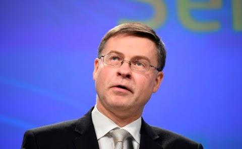 Dombrovskis: új alapokra van szükség a kkv-k piaci megjelenésének elősegítésére