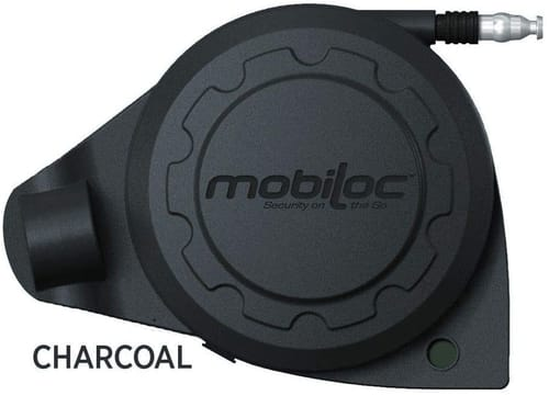 Review Mobiloc GPS Tracking Bike Lock 48 Inch Long