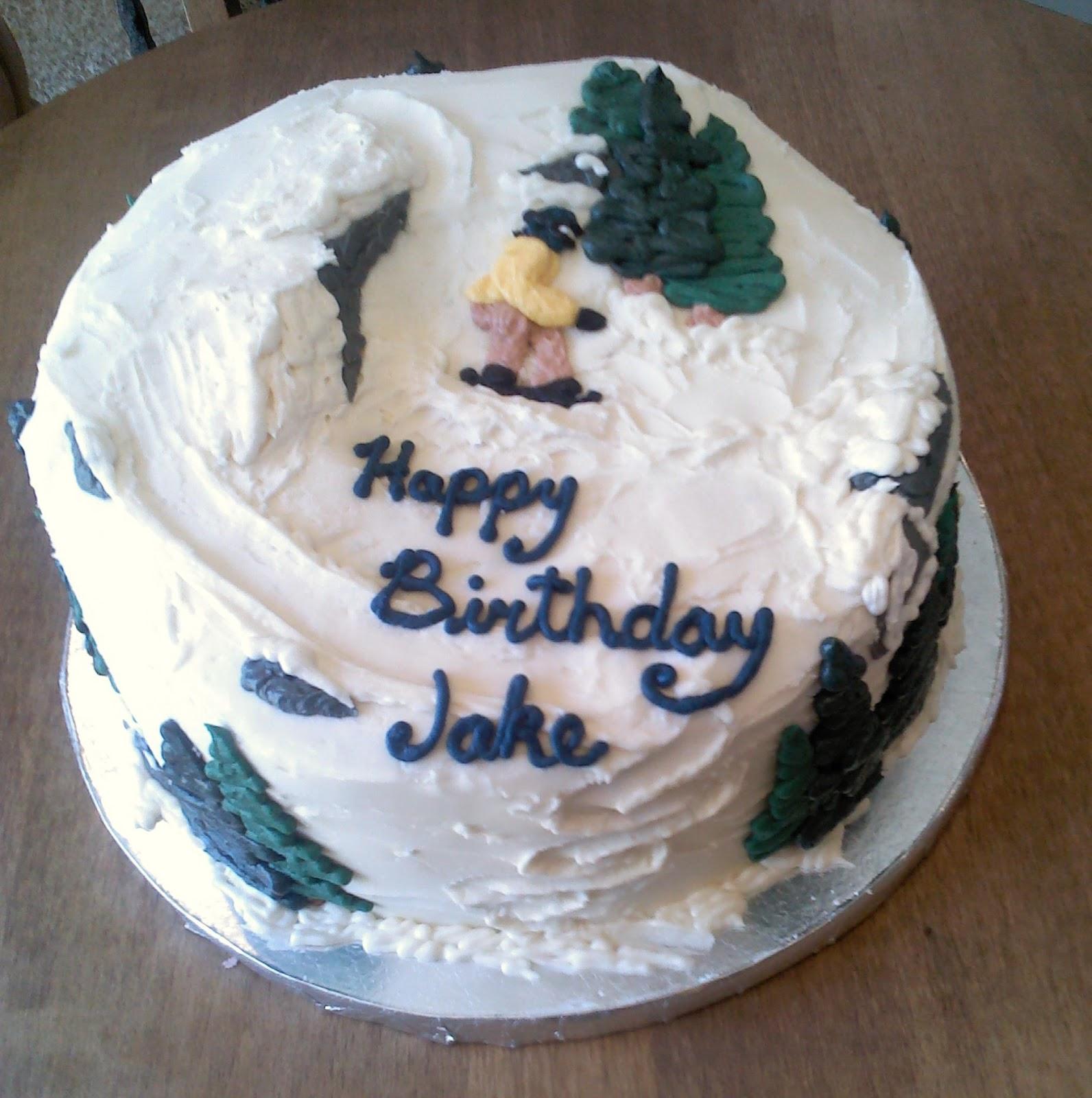 Korin's Sweet Creations: Katie And Jake's Birthday Cakes