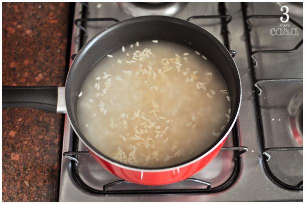 arroz integral como preparar