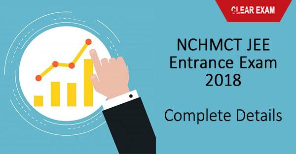 NCHMCT JEE Exam 2018