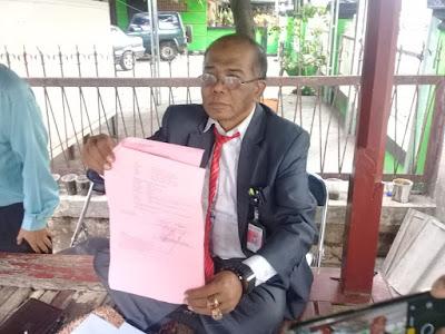 Kuasa Hukum Kades Lingsar, Bion Hidayat, SH., MH