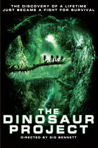The Dinosaur Project [2012] [DVDR] [NTSC] [Latino]