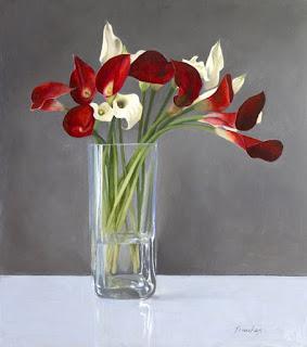 lienzos-con-caballos-flores