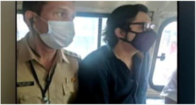 Arnab Goswami ko 14 dino ki judicial custody