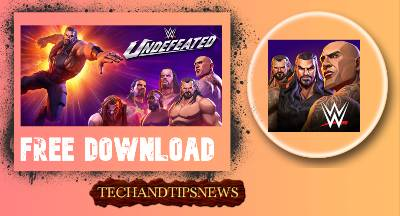 WWE undefeated latest android ios 3d game how to download and install WWE undefeated free