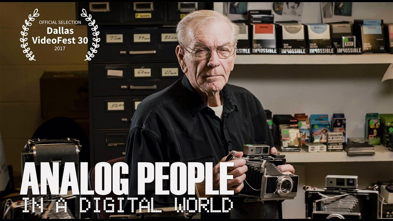 Analog People In A Digital World