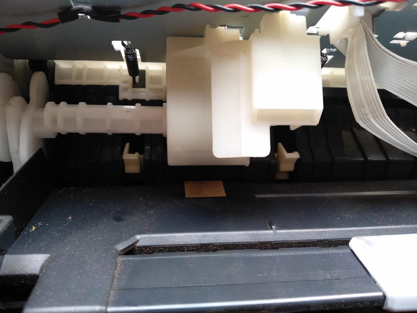 Printer Epson L120 Blink