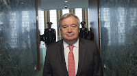 UN secretary-general Antonio Guterres (Photo Credit: UN) Click to Enlarge.