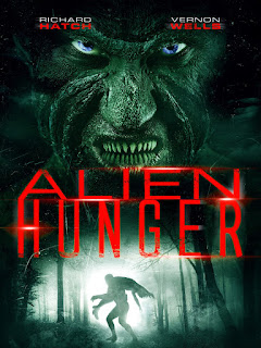 Alien Hunger 2017 Dual Audio 720p WEBRip