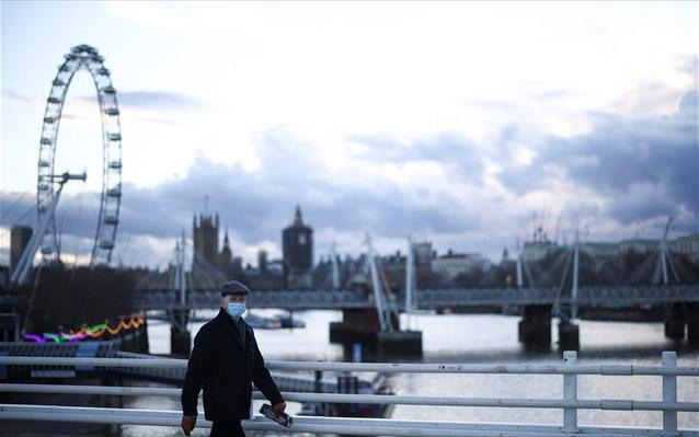 Βρετανία: Δύσκολα τα βγάζει πέρα το 40% λόγω πανδημίας