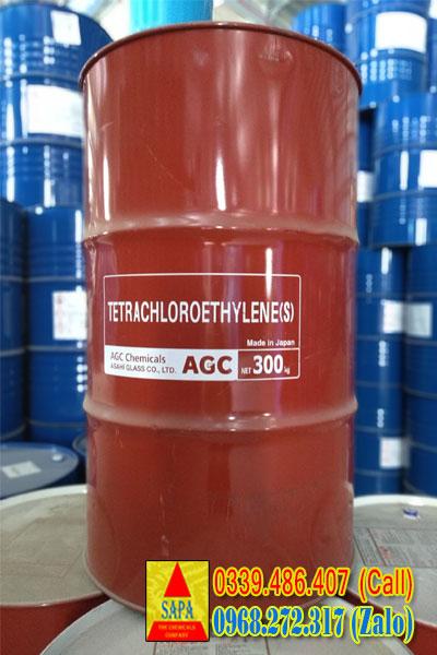 Dung môi Tetrachlorethylene - Perchloroethylene (PCE) size M,S