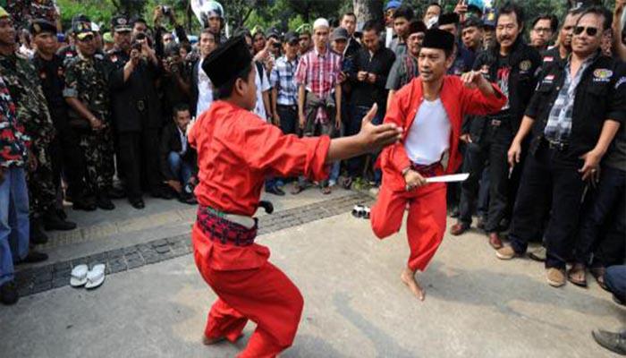 Tari Pencak Silat, Tarian Tradisional Betawi Dari Jakarta