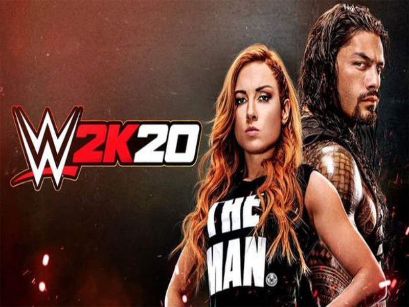 Download WWE 2K20 Game PC Free on Windows 7,8,10