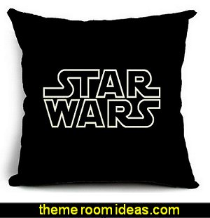 Star Wars Series 18 x 18 Inch Decorative Cushion Cover Throw Pillow Cover