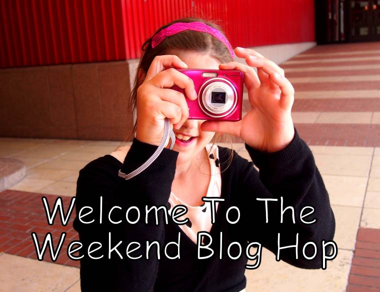 6th March 2015 Welcome To The Weekend Blog Hop: Link