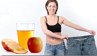 5 maneras de perder peso con vinagre de manzana