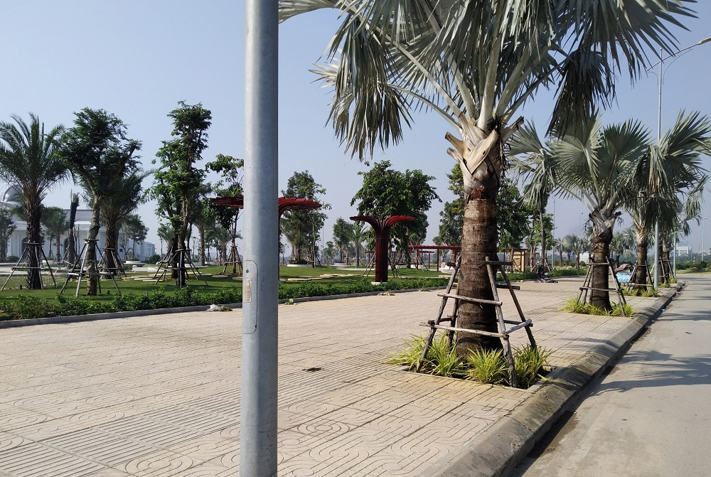 Khu đô thị Him Lam Green Park thực sự là một khu đô thị đáng sống