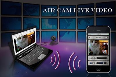 Air-cam-live-video