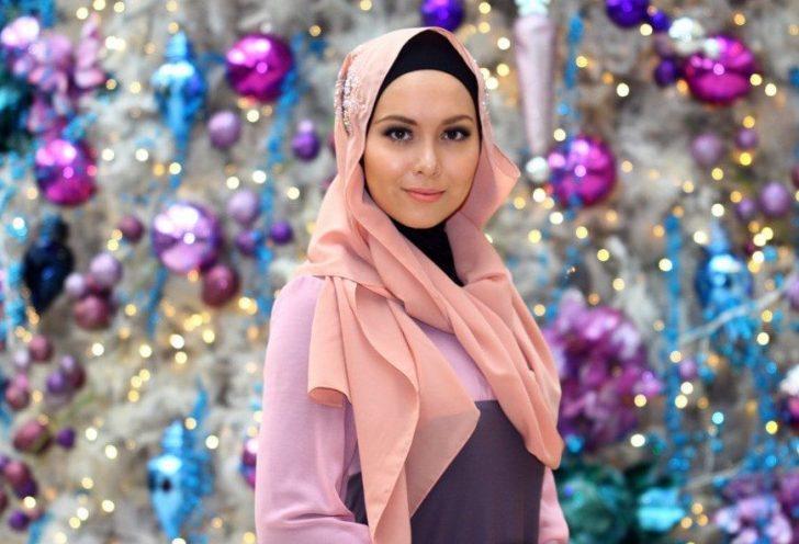 Biodata Siti Saleha, Artis Kacukan Melayu-British