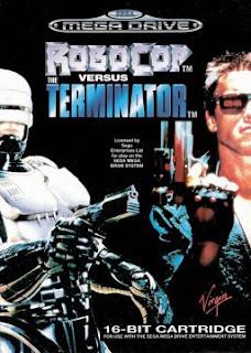 robocop vs terminator megadrive