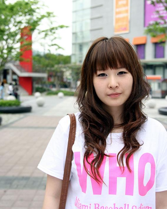 FASHION FOR LADIES: Korean Girls Hair Style Design