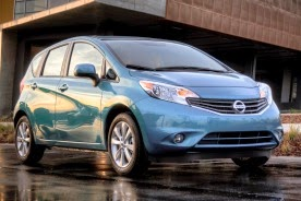Nissan Versa Note Hatchback