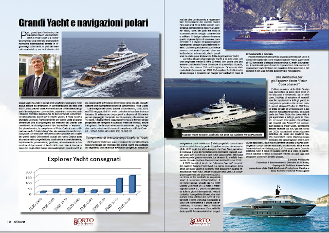 APRILE 2020 PAG. 10 - Grandi Yacht e navigazioni polari