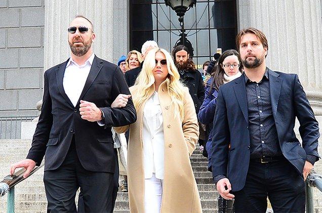 Kesha sustituye a su equipo de abogados en el caso contra el Dr. Luke.
