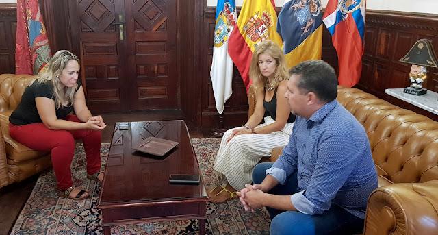 El Cabildo y el Ayuntamiento de Santa Cruz de La Palma colaboran en la organización de la Feria Insular de Artesanía 2020