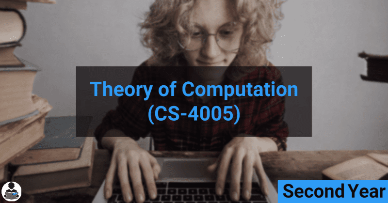 Theory of Computation (CS-4005) RGPV notes CBGS Bachelor of engineering