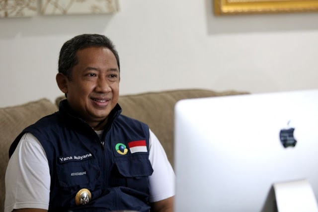 Yana : Pemkot Bandung Dorong Pelaku UMKM Terus Berinovasi dan Berkreasi