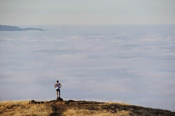 Mt. Tamalpais. foto: Karnazes - runnersworld.com
