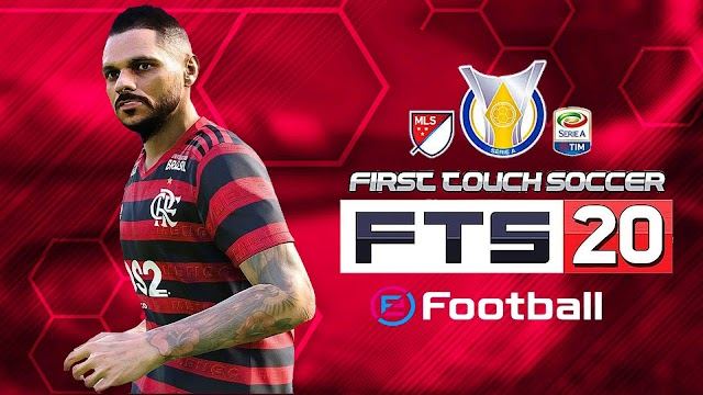 Jogo de futebol offline fts 19 android 272MB
