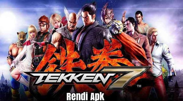 Tekken 7 ISO ppsspp