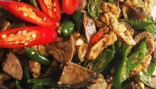 Resep Masakan Cah Cabai Hijau Ala Masakan Nusantara