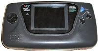 Videoconsola portátil SEGA Game Gear