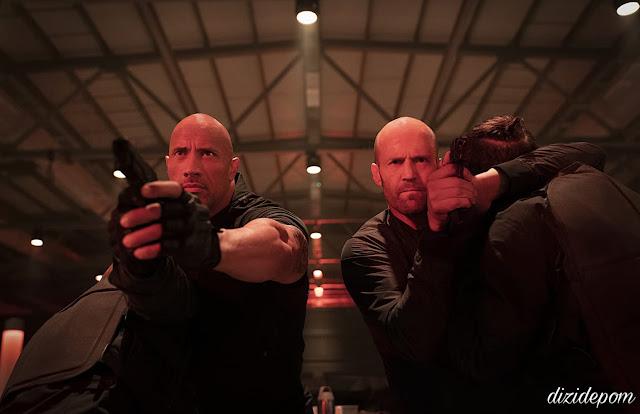Hızlı ve Öfkeli: Hobbs ve Shaw (2019) Filmi İndir