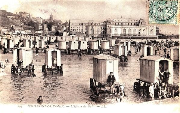 Valabris istoria les bains de mer for Salle de bain boulogne sur mer