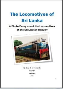 Locomotives of Sri Lanka