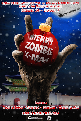 KCCNY x NYAFF present: A MERRY ZOMBIE XMAS