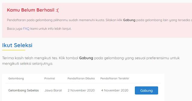 Hanya 3 Hari Pendaftaran Kartu Prakerja Gelombang 11 Dibuka Simak Cara Daftarnya Fahmipassus