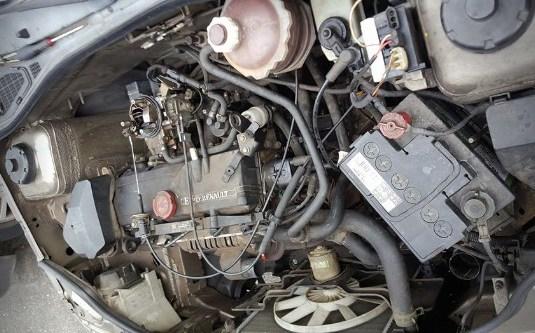 under car hood