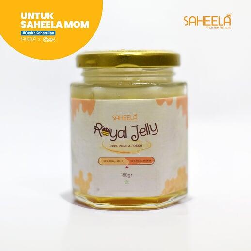 Royal Jelly | madu | kesuburan | lebah |
