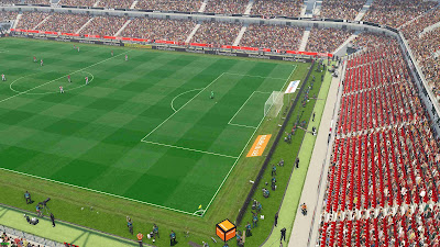PES 2019 Stadium Allianz Riviera by Gavi83