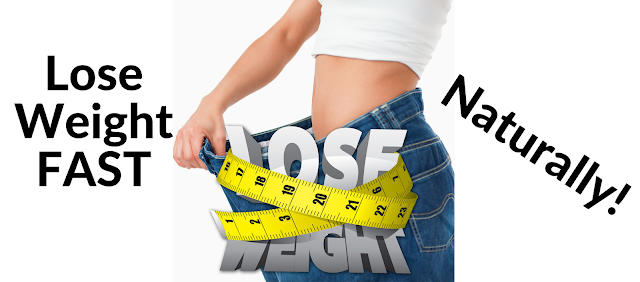 How To Lose Weight FAST — Naturally! – Full Guide.