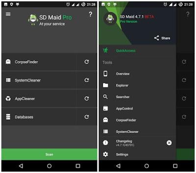 SD Maid Pro Mod APK 4.14.23 [Latest Version]
